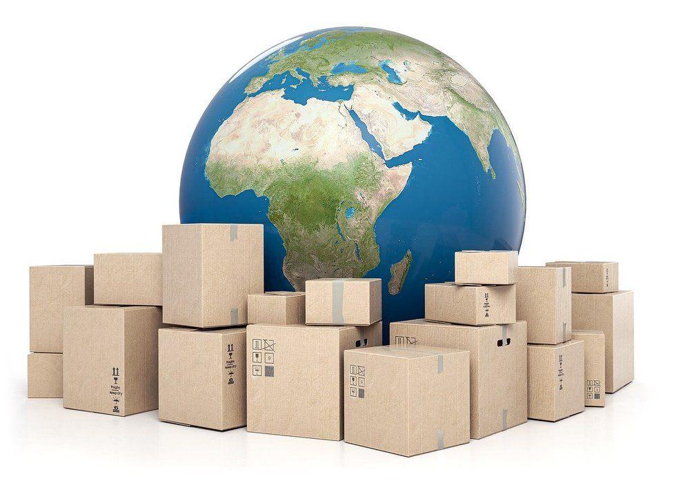 Send pakke til utlandet med Bring