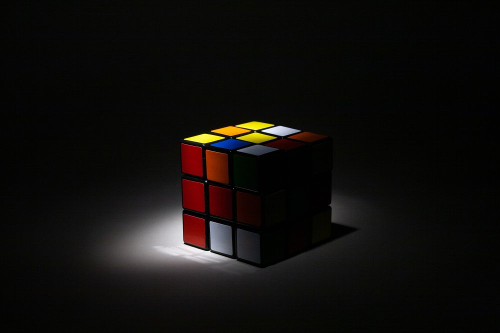 Kan jeg lære å løse en rubiks kube?